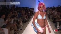 """""""Wildfox Swim"""" Miami Swimwear Fashion Week Spring Summer 2013 1 of 2 by Fashion Channel"""