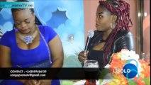 L'artiste comédienne bijoux la reine : ba vandeli ba visa na biso cousin ba chaines ya kin lokoso
