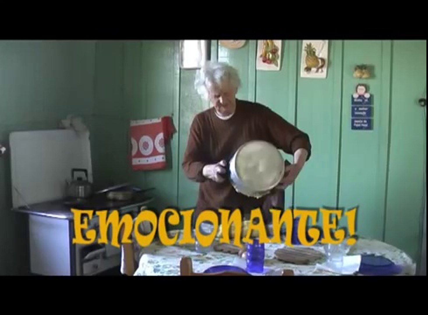 Dona Oldina - A Fernanda Montenegro Trash (Trailer)