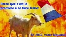 Dieudonné - Répond à Géraldine Muhlmann (Marine Le Pen)