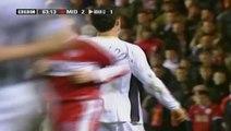 Cristiano Ronaldo Vs Middlesbrough Away FA Cup
