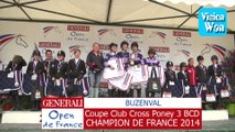coupe club cross poney 3 bcd