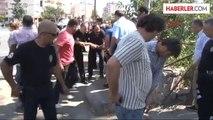 Mersin Yarı Çıplak Saldırganı Polis Ayağından Vurarak Yakaladı