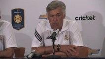 Amical - Ancelotti : ''Une défaite qui nous met en condition''