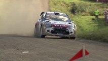 Dans les coulisses du Rallye de Finlande avec Juha Kankkunen - Citroën WRC 2014