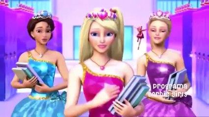 Barbie em Escola de Princesas - Trailer BR DUBLADO (HD)