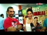 Emraan Hashmi and Humaima Malik's interview for 'Raja Natwarlal's item song! - EXCLUSIVE