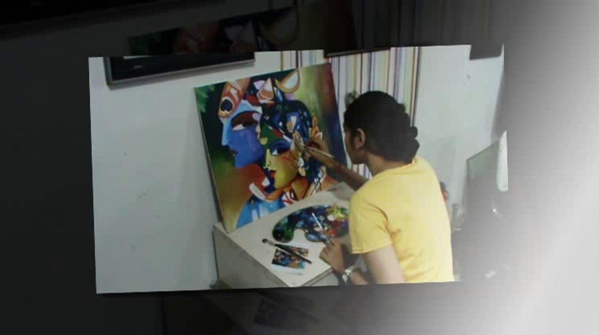 Painting tutorials watercolour  online