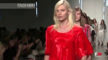 """""""Helmut Lang"""" Spring Summer 2013 New York 2 of 2 Pret a Porter Woman by Fashion Channel"""