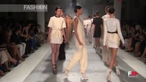 """""""Sally Lapointe"""" Spring Summer 2013 New York 2 of 2 Pret a Porter Woman by Fashion Channel"""