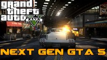 GTA 5 Next Gen - Next Generation GTA 5 Online Comparisons (GTA 5 For PS4, Xbox One & PC Coming Soon)