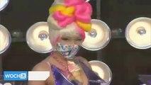 Nicki Minaj Turns Into A Tease, Giving Us A Sneak Peek At Her Anaconda Music Video!