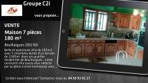 A vendre - Maison/villa - Bouillargues (30230) - 7 pièces - 180m²