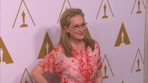 Meryl Streep the Rockstar? Streep To Learn Guitar For Next Project