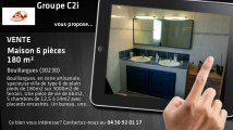 A vendre - Maison/villa - Bouillargues (30230) - 6 pièces - 180m²