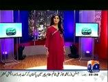 Hum Sab Umeed Say Hain on Geo News (4th August 2014)