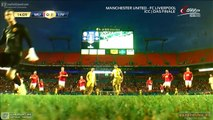 Steven Gerrard Goal ~ Manchester United vs Liverpool 0-1 ~ HD International Champions Cup 2014