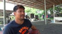Sur la route des Arts Martiaux - Épisode # 5 Bee / Roekngam CHOMTHONG - Muay Thaï - Camp Charn Chai de Pai