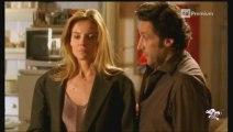Flavio Insinna confessa a Christiane Filangieri di essere stato fidanzato con Luisa Corna in Ho sposato uno sbirro