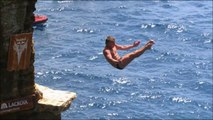 Best cliff divers are in Portugal - Red Bull Cliff Diving World Series 2014