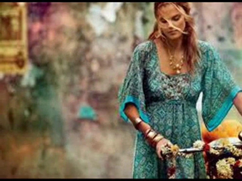 Hippi Kıyafetleri  Hippie Clothes