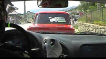 course de cote Font-Romeu   2014 .2eme monte de course michel marchetti