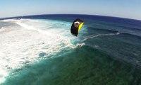 Kitesurfing Namotu Island, Fiji - Kitesurf