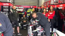 SuperBike 2013 - Magny-Cours race atmosphere !