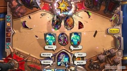 Looking For Games - HearthStone : Heroes of Warcraft - LFG Casu - HearthStone