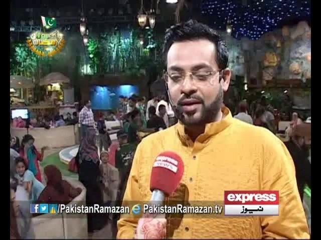 #Package 29th Ramazan Pakistan Ramazan on #Express News 28-07-2014