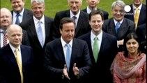 Dimite la secretaria de Estado británica de Exteriores como protesta por la política del Reino Unido en Gaza