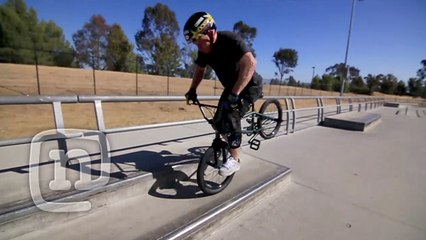 How To Hang Five On A BMX With Ryan Nyquist: Getting Awesome #3