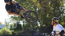 Ryan Nyquist & Rob Darden BMX How To Toboggan: Getting Awesome #9