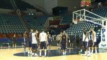 Basket: les Bleus se préparent au Mondial sans Tony Parker