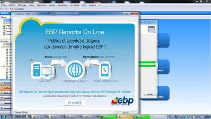 EBP Facturation Pratic 2014 : La creation du dossier
