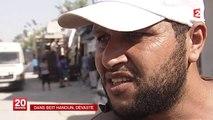 Gaza : dans les ruines de Beit Hanoun