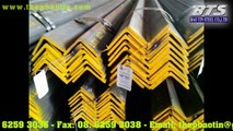 Giới thiệu Thép Bảo Tín - thép ống, thép hộp, thép hình U-I-V-H.
