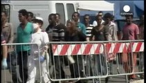Mare Nostrum, dopo Taranto profughi a Salerno