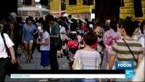 JAPON - Japon : Tokyo veut réviser sa Constitution pacifiste