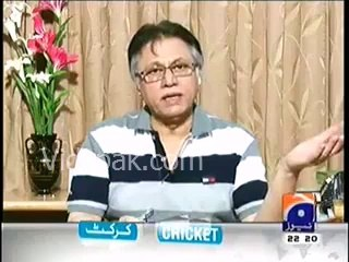 Nawaz govt. own perfomance is responsible for current political crisis - Hasan Nisar