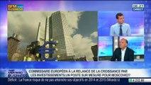 """""""La France n'est disqualifiée pour rien et elle peut occuper tous les postes dans la Commission européenne"""", Pierre Moscovici, dans GMB - 06/08"""