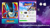 How to GET Micromon Cheats & Tricks for UNLIMITED DIAMONDS !