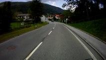Ausztria, 21-es út, 6. rész   Austria, road 21, part 6    Suzuki GSX 650F