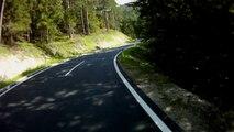 Ausztria, 21-es út, 7. rész   Austria, road 21, part 7    Suzuki GSX 650F