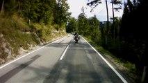 Ausztria, 21-es út, 8. rész   Austria, road 21, part 8    Suzuki GSX 650F