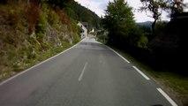 Ausztria, 21-es út, 11. rész   Austria, road 21, part 11    Suzuki GSX 650F