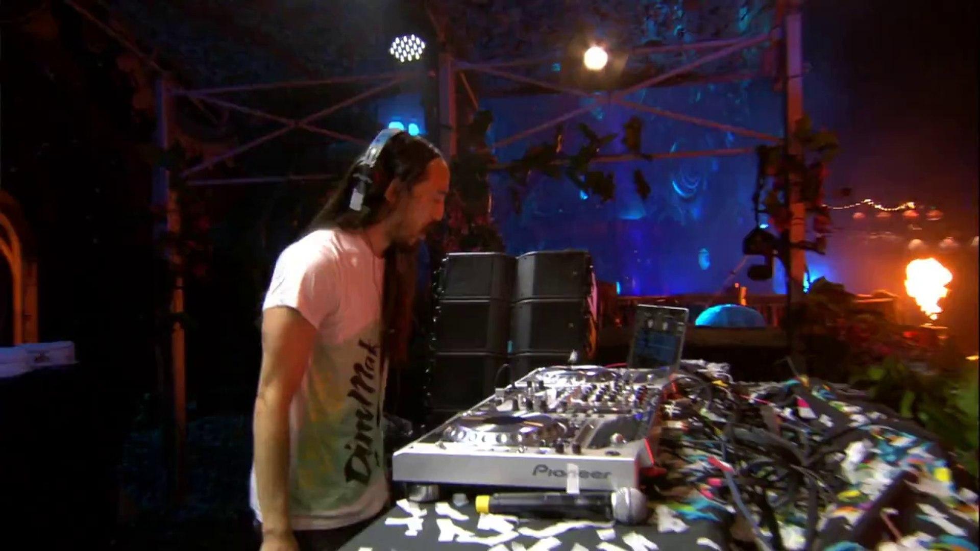 Steve Aoki - Live at Tomorrowland 2014 FULL SET MAINSTAGE
