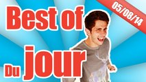 Best of vidéo Guillaume Radio 2.0 sur NRJ du 05/08/2014
