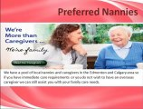 Preferred Nannies Nanny Service in Edmonton