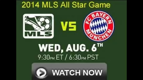MLS All Star Game Live Streaming